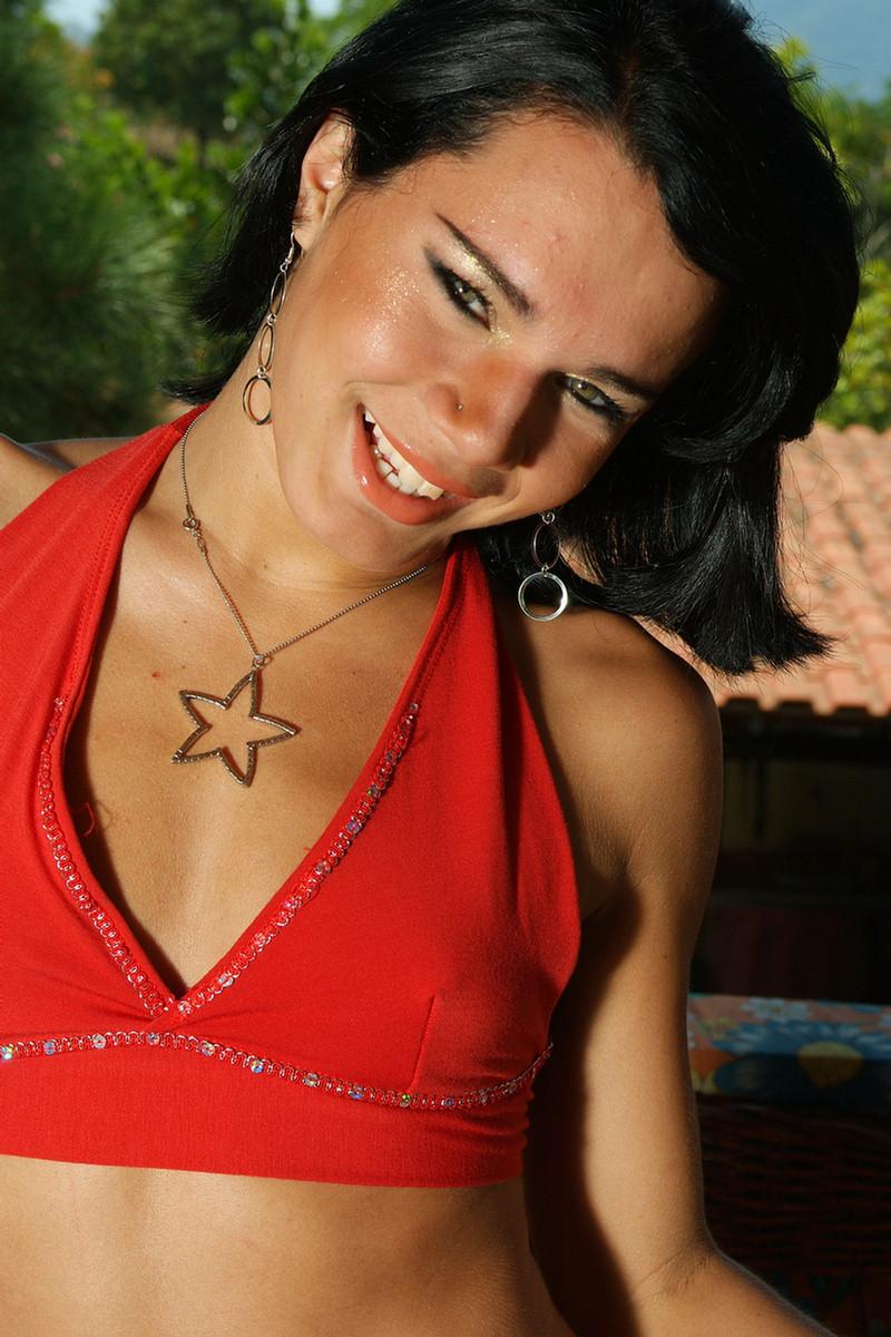 Monica Sexy TGirl Pix
